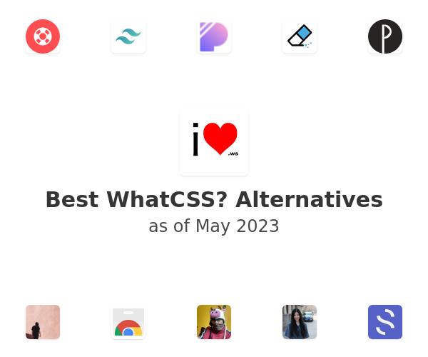 Best WhatCSS? Alternatives