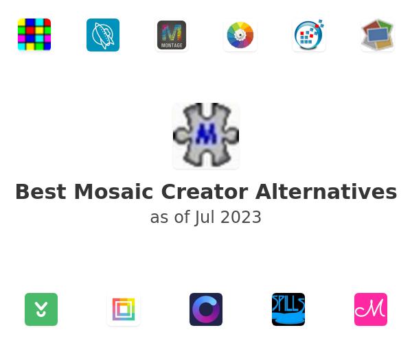 Best Mosaic Creator Alternatives