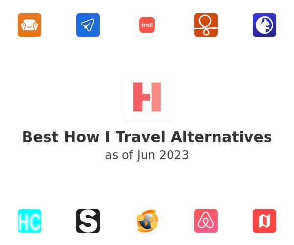 Best How I Travel Alternatives