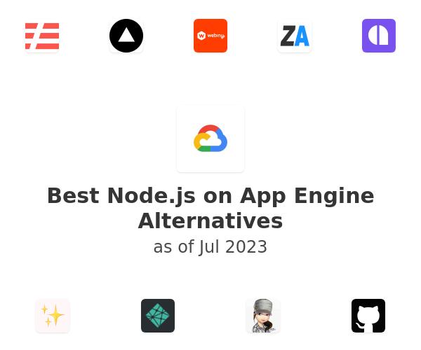 Best Node.js on App Engine Alternatives