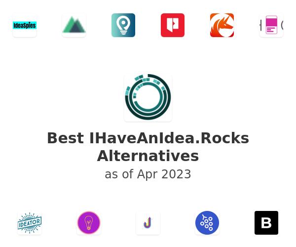 Best IHaveAnIdea.Rocks Alternatives