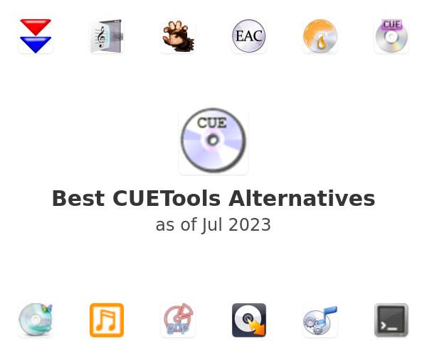 Best CUETools Alternatives