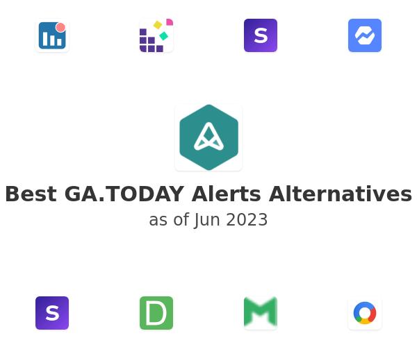 Best GA.TODAY Alerts Alternatives