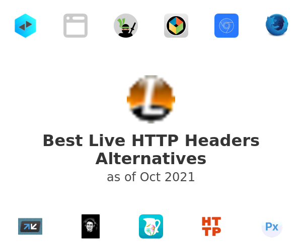 Best Live HTTP Headers Alternatives