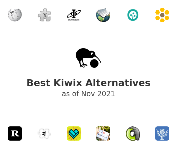 Best Kiwix Alternatives