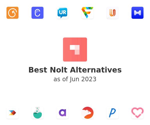 Best Nolt Alternatives
