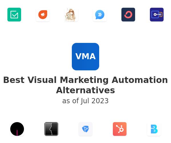 Best Visual Marketing Automation Alternatives