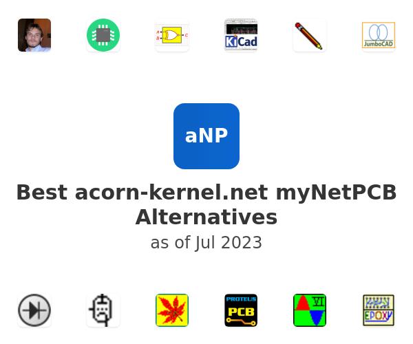 Best myNetPCB Alternatives