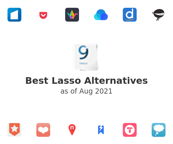 Best Lasso Alternatives