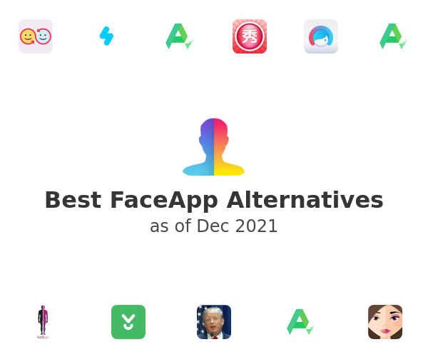 Best FaceApp Alternatives