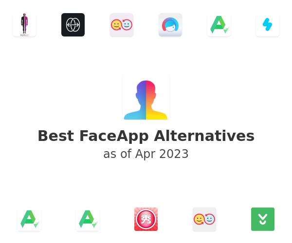 Best FaceApp Alternatives
