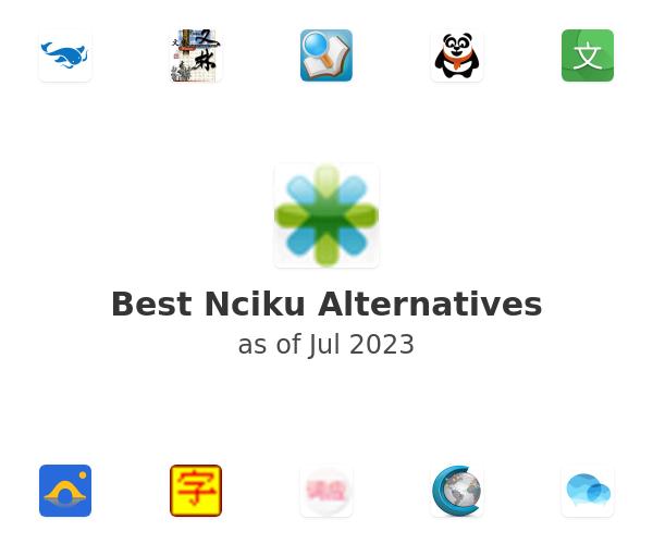 Best Nciku Alternatives