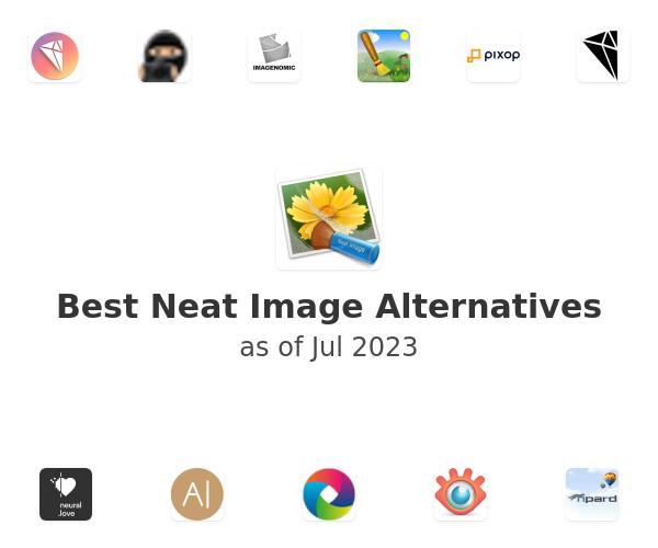 Best Neat Image Alternatives