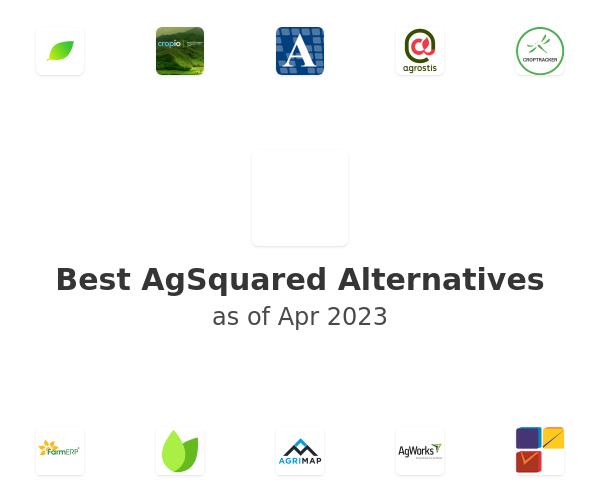 Best AgSquared Alternatives