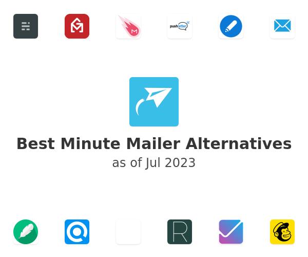 Best Minute Mailer Alternatives