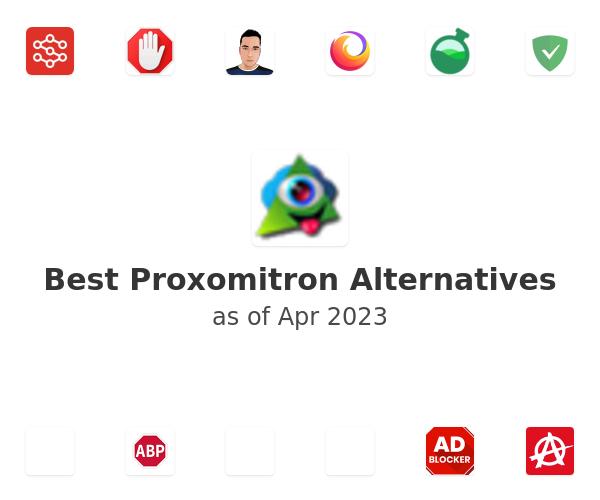 Best Proxomitron Alternatives