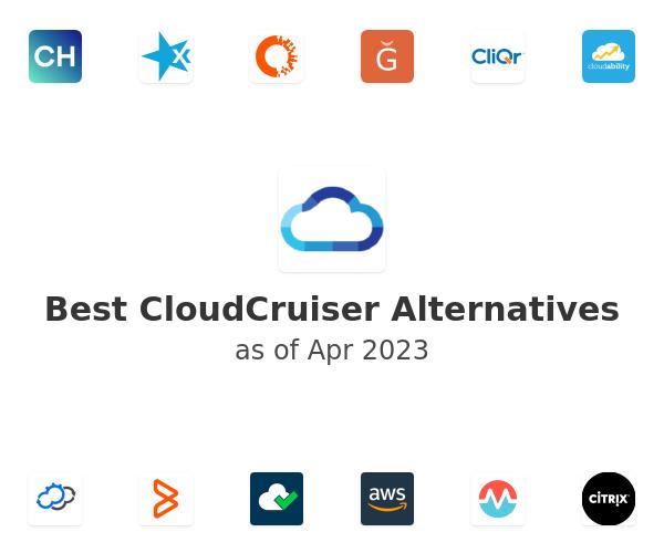 Best CloudCruiser Alternatives