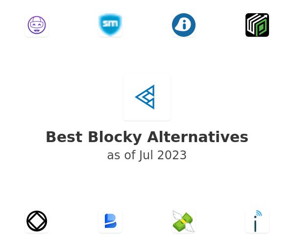 Best Blocky Alternatives