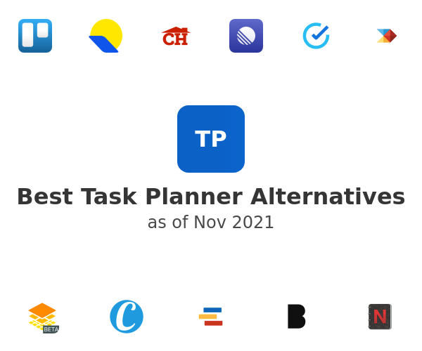 Best Task Planner Alternatives