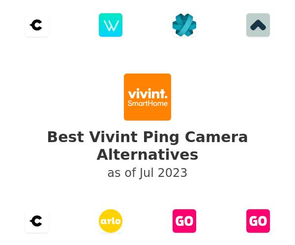 Best Vivint Ping Camera Alternatives