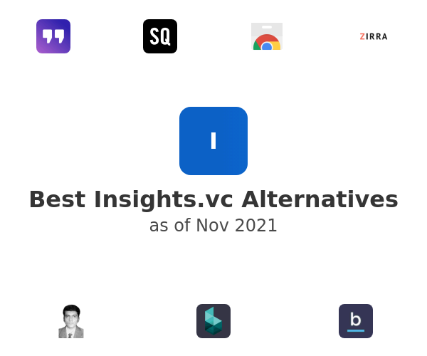 Best Insights.vc Alternatives