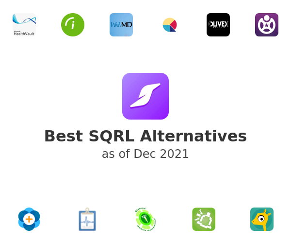 Best SQRL Alternatives