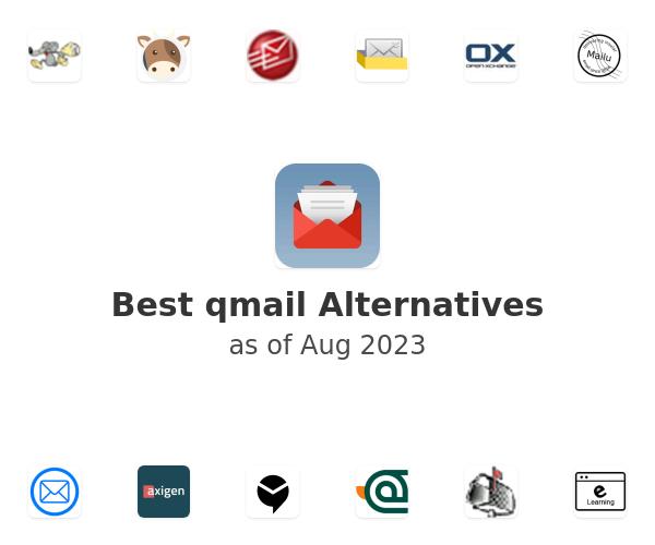 Best qmail Alternatives