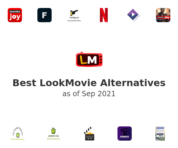 Best LookMovie Alternatives