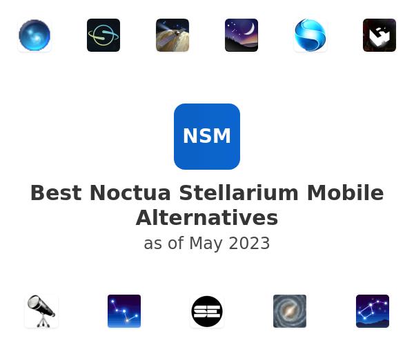 Best Noctua Stellarium Mobile Alternatives