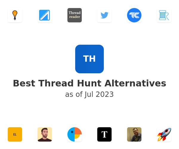 Best Thread Hunt Alternatives