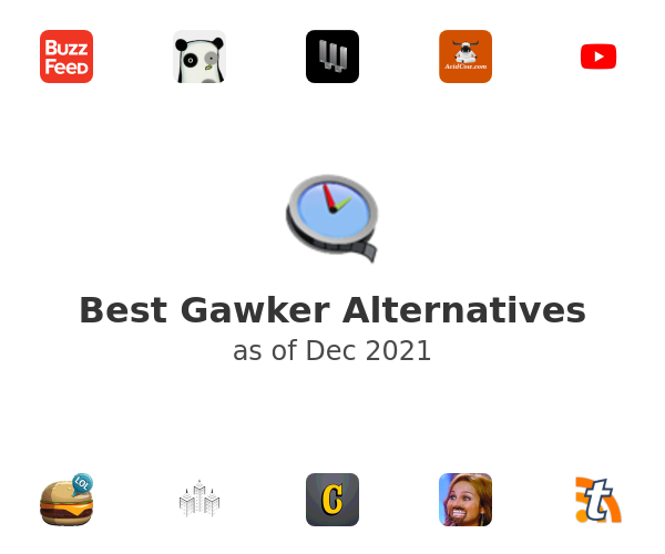 Best Gawker Alternatives