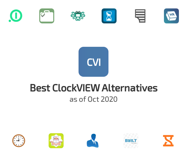 Best ClockVIEW Alternatives