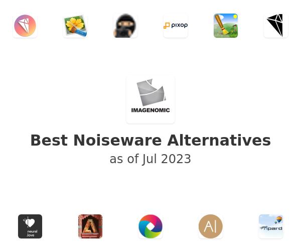 Best Noiseware Alternatives