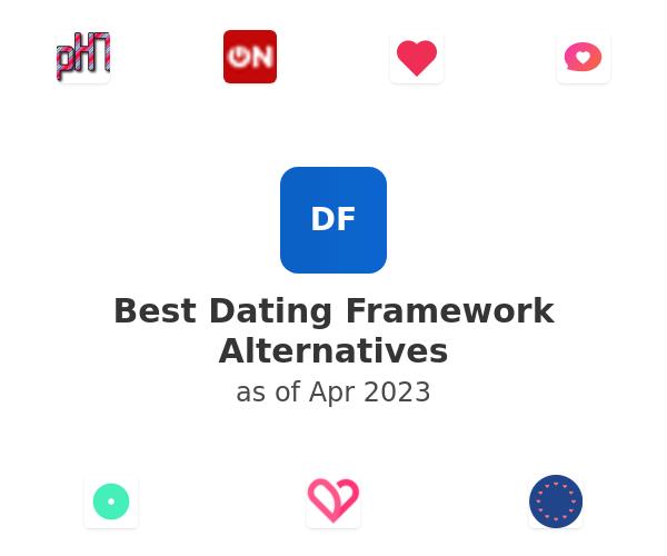 Best Dating Framework Alternatives