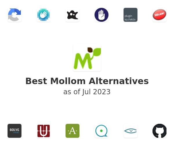 Best Mollom Alternatives