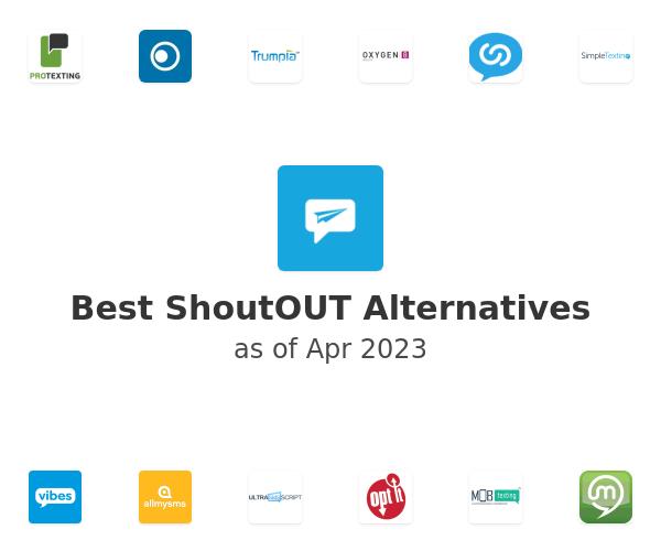 Best ShoutOUT Alternatives