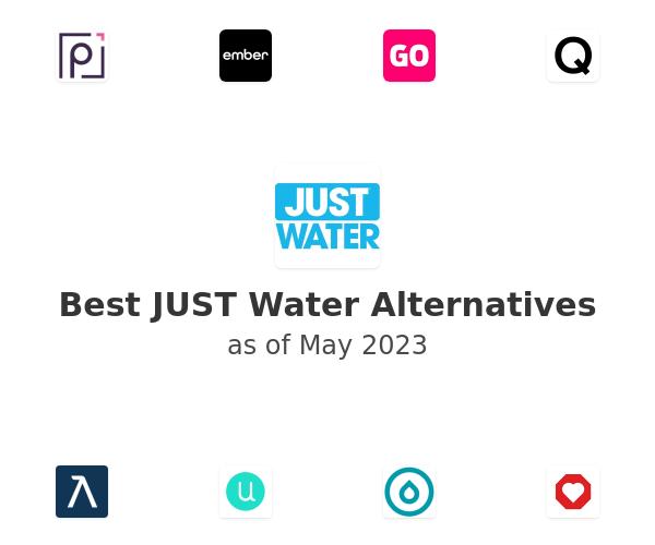 Best JUST Water Alternatives