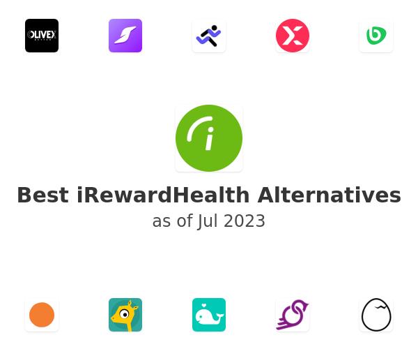 Best iRewardHealth Alternatives