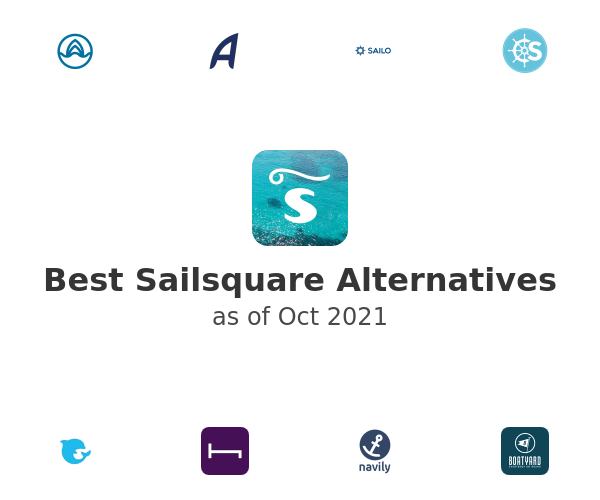Best Sailsquare Alternatives