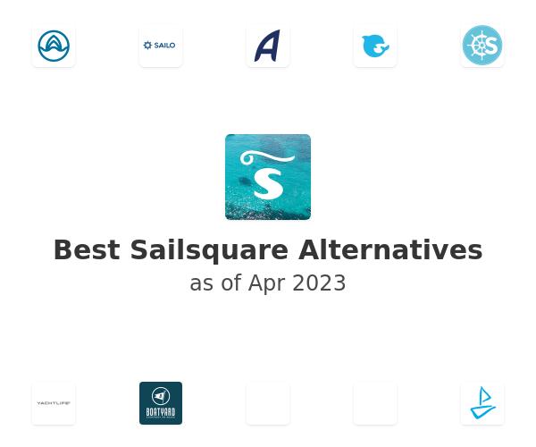 Best Sailsquare Alternatives