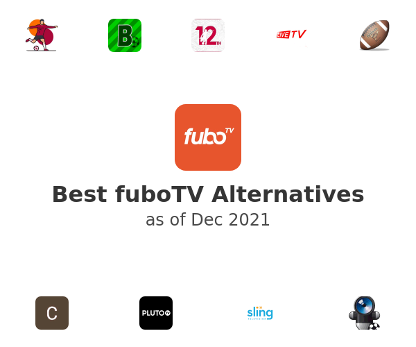Best fuboTV Alternatives