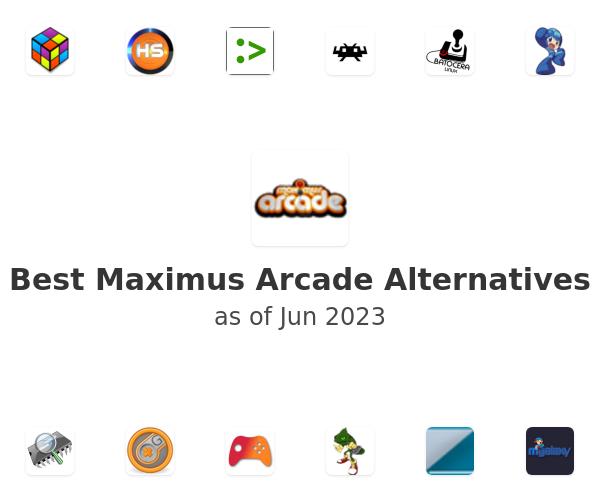 Best Maximus Arcade Alternatives