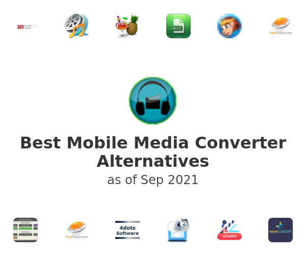 Best Mobile Media Converter Alternatives