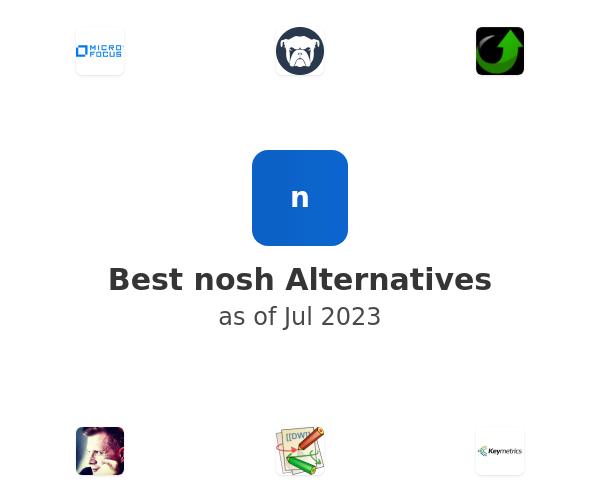 Best nosh Alternatives