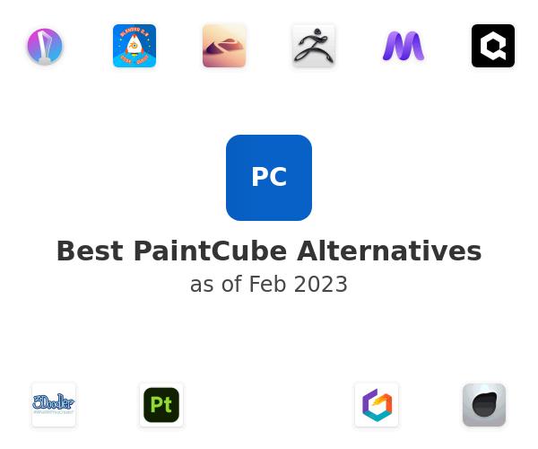 Best PaintCube Alternatives