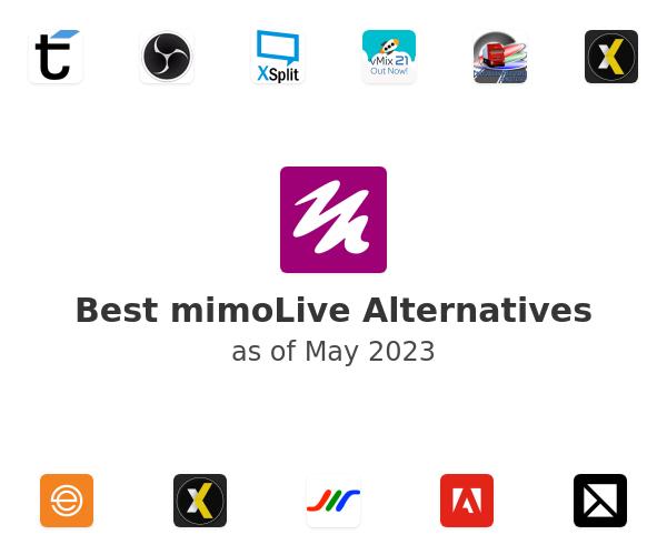 Best mimoLive Alternatives