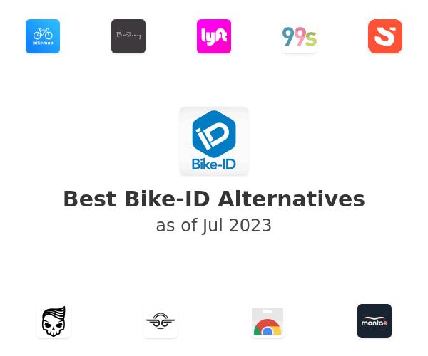 Best Bike-ID Alternatives