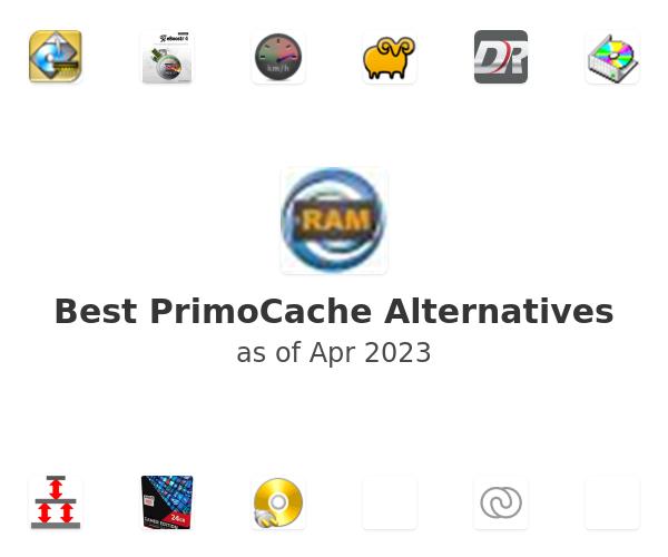Best PrimoCache Alternatives