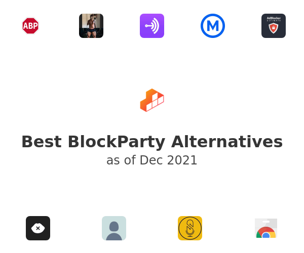 Best BlockParty Alternatives