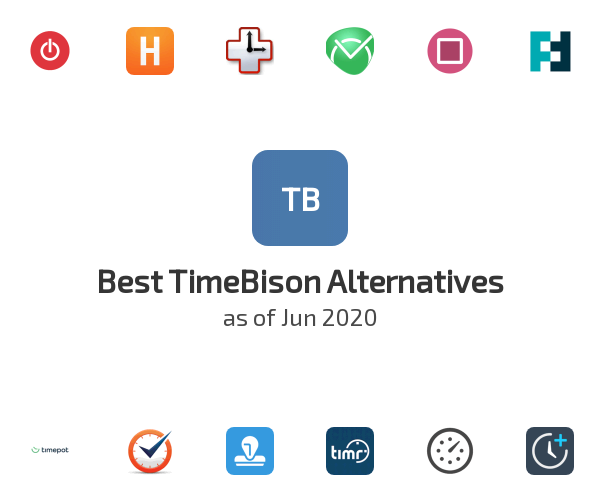 Best TimeBison Alternatives